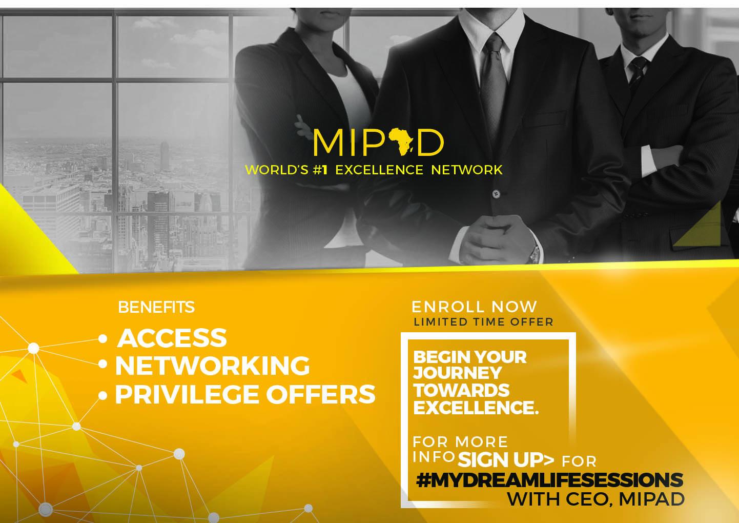MIPAD Global Network Benefits
